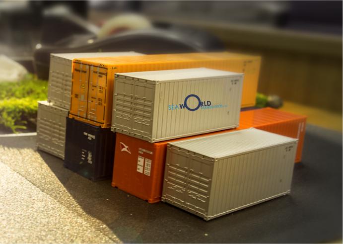 Sea World - Atividade de transitários, agentes aduaneiros e serviços de logística
